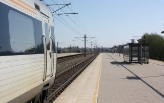 Nyborg Station Condition Monitoring