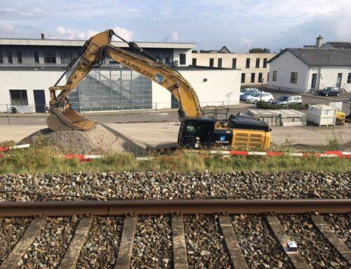 Masnedsund, Aarsleff Rail A/S