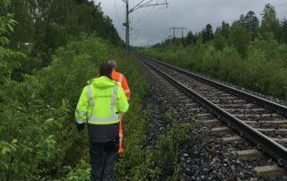 Luleå Project in Trafikverket
