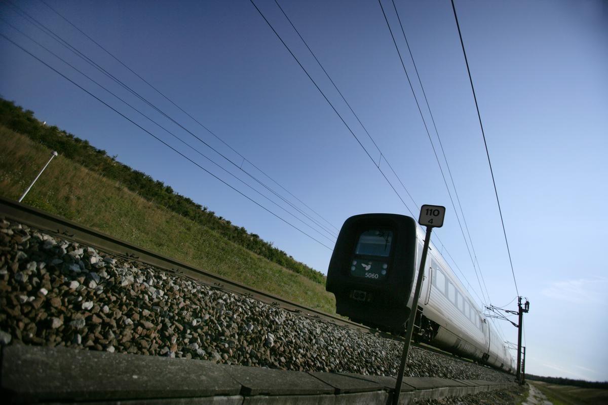 Sund & Bælt train