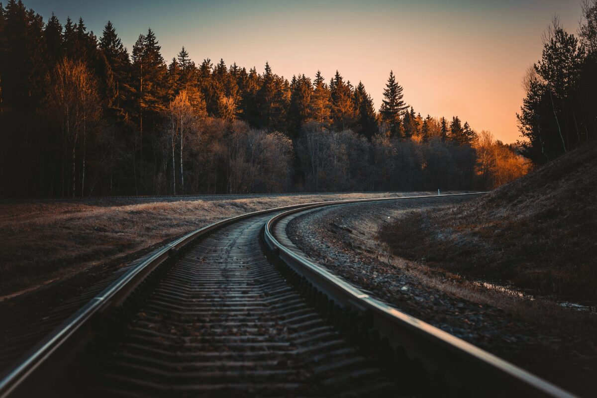 Rail infrastructure in Norway