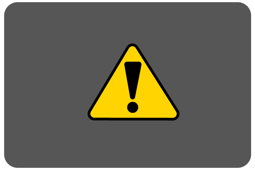Warning - software