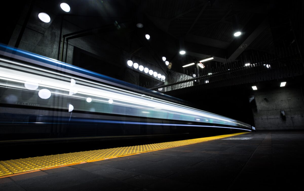 Digitalization of rail