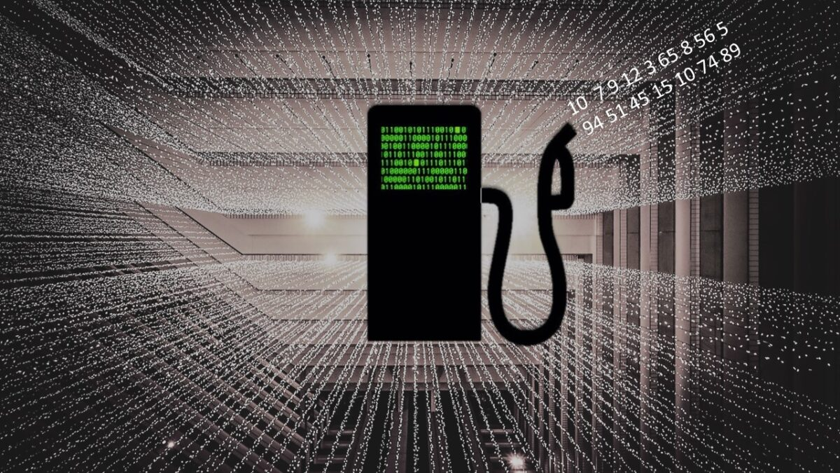 Data - the oil of the digital era