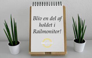 Internship, Railmonitor
