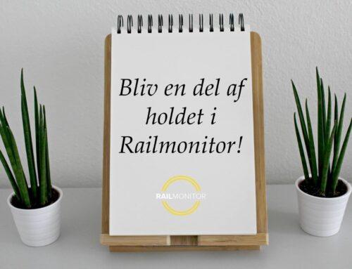 Kom i praktik i Railmonitor