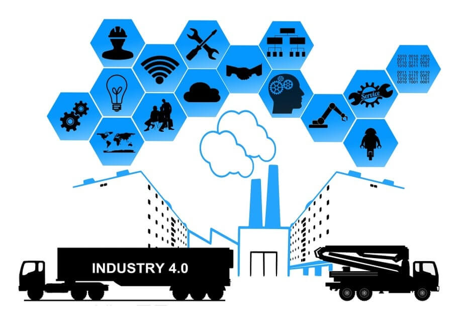 Illustration - Industry 4.0