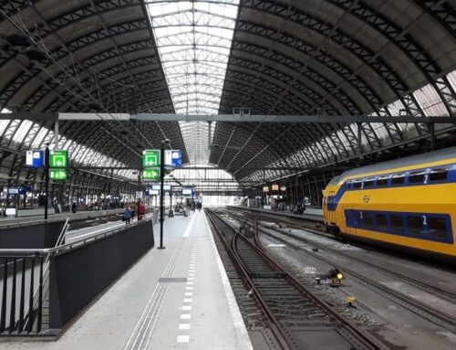 The Netherlands: The busiest rail network in the EU