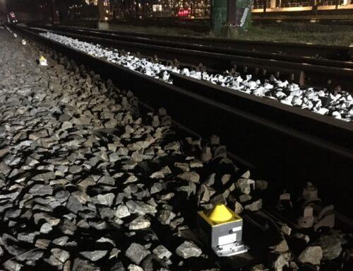 Postgrunden, Aarsleff Rail