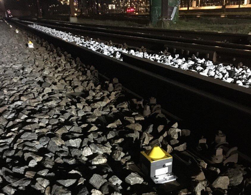 Postgrunden Railmonitor