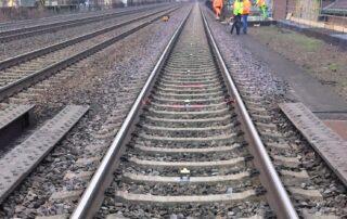 Railmonitor tilt sensors
