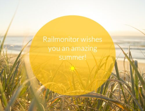 Railmonitor takes a summer vacation