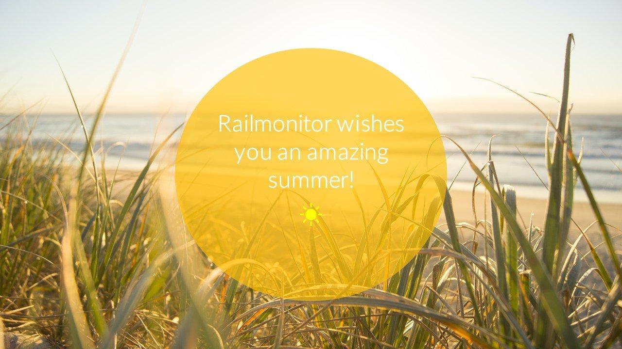 Railmonitor summer